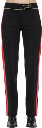Paco Rabanne Uniform Straight Leg Trousers