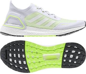 adidas Ultraboost S.RDY (Dash Grey/Footwear White/Signal Green) Men's Shoes