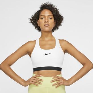 Nike Women's Medium-Support 1-Piece Pad Sports Bra