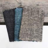 Aura Que Handwoven Yak Wool And Raw Silk Unisex Scarf