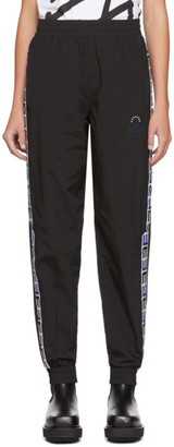 Études Black Wimbledon Track Pants