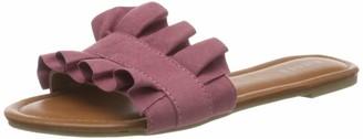 Pieces Women's Psnola Sandal Flat
