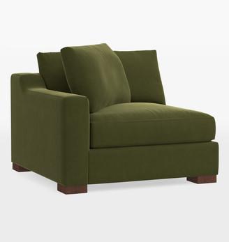 Rejuvenation Sublimity Luxe Sectional Left Arm Chair