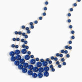 J.Crew Bauble cascade necklace