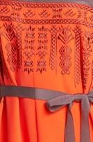 Jessica Simpson Embroidered Maxi Dress