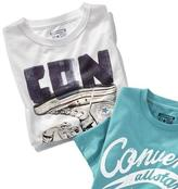 Converse Boys' Skeleton Flag T-Shirt