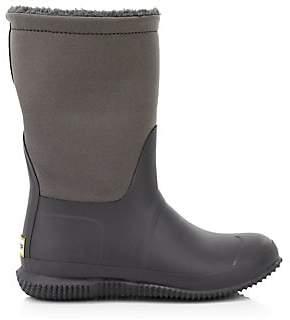 Hunter Women's Original Faux Sherpa Boots