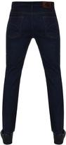 Pretty Green Burnage Regular Fit Jeans Blue