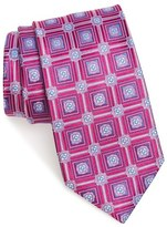 Nordstrom 'Fashion Geometric' Silk Tie