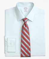 Brooks Brothers Stretch Regent Fitted Dress Shirt, Non-Iron Hairline Stripe