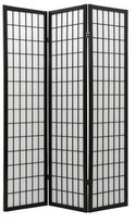 Oriental Furniture Asian Furniture, 6-Feet Window Pane Japanese Shoji Privacy Screen Room Divider