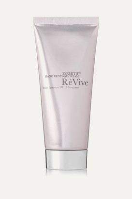 RéVive Fermitif Hand Renewal Cream Spf15, 100ml - Colorless