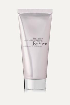 RéVive Fermitif Hand Renewal Cream Spf15, 100ml