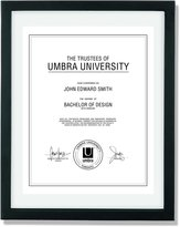 Umbra Document 13-Inch-by-16-Inch Frame