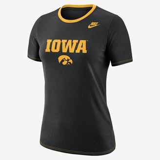 Nike Women's T-Shirt College Dri-FIT (Iowa)