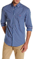 Gant Check Plaid Long Sleeve Shirt
