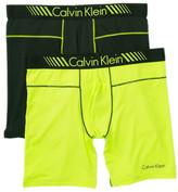 Calvin Klein Boxer Briefs - Pack of 2