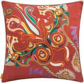 Etro Registan Cushion - 60x60cm - Red