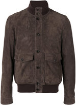 Tod's roll neck - men - Sheep Skin/Shearling/Polyester/Viscose - S