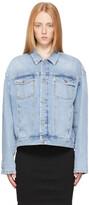 Thumbnail for your product : Won Hundred Blue Denim Vilda Jacket