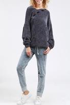 POL Sideline Sweater Charcoal