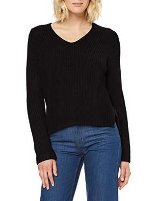 Marc Cain Women's Sweater Jumper, (Black 900), UK