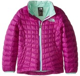 The North Face Kids ThermoballTM Full Zip Jacket (Little Kids/Big Kids)