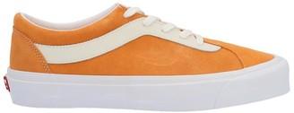 Vans Platform Sole Lace Up Sneakers