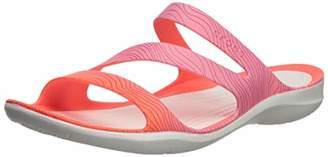 Crocs Women's Swiftwater Seasonal Sandal Slide