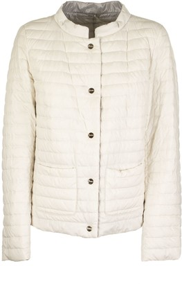 Herno Ultralight Jacket With Goose Feathers