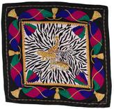 Diane von Furstenberg Silk Animal Print Scarf