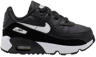 Nike Air Max 90 Infant Trainers - Black/White