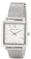 Larsson & Jennings Norse 27x34mm stainless steel watch