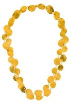 Gurhan Clove Flake Chain Necklace