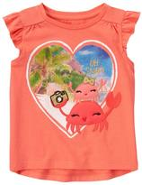 Gymboree Oh Snap Tee