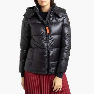 Olga Gertrude + Gaston Shiny Padded Jacket with Hood