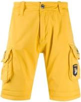 Alpha Industries side pocket shorts