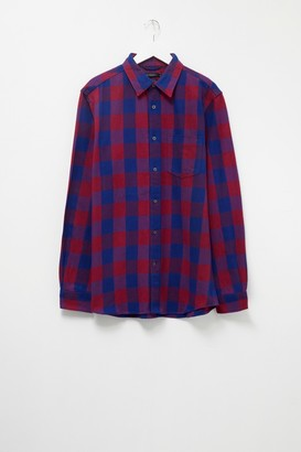 French Connection Kahama Flannel Check Shirt