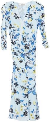 Diane von Furstenberg Brendan Floral Print Dress