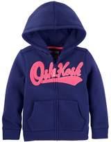 Osh Kosh Oshkosh Bgosh Toddler Girl Heritage Logo Hoodie