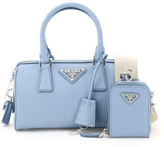 Prada Small Handbag With Pouch