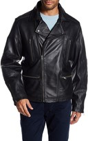 Rogue Men's Leather Motorcycle Jacket