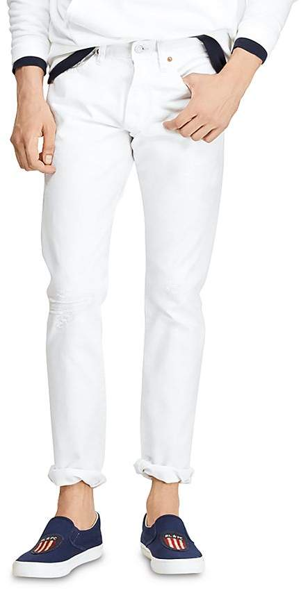 9bdfde1c Sullivan Slim Fit Jeans in White