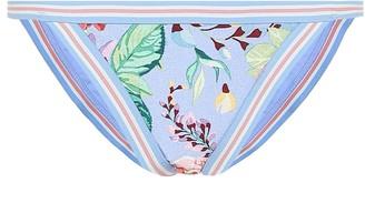 Zimmermann Bellitude floral bikini bottoms