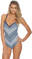 Nautica Seabrook Stripe One Piece