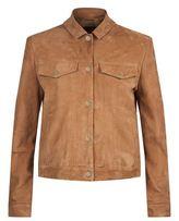 SET Suede Jacket
