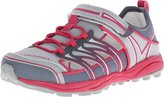 Merrell Mix Master H20 Kids Youth Girls US Size 4 Gray Trail Running Shoes