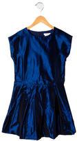 Jacadi Girls' Cap-Sleeve Dress