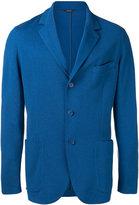 Loro Piana light sweater jacket - men - Silk/Cotton/Linen/Flax/Goat Suede - 46