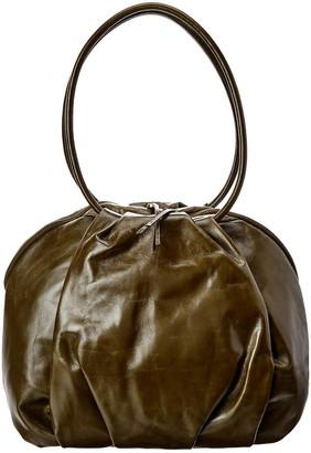 Hobo Divine Leather Shoulder Bag